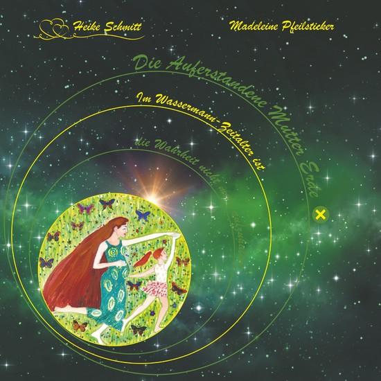 Die Auferstandene Mutter Erde - Blick ins Buch