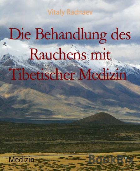 Die Behandlung des Rauchens mit Tibetischer Medizin - Blick ins Buch