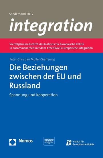 Die Beziehungen zwischen der EU und Russland - Blick ins Buch