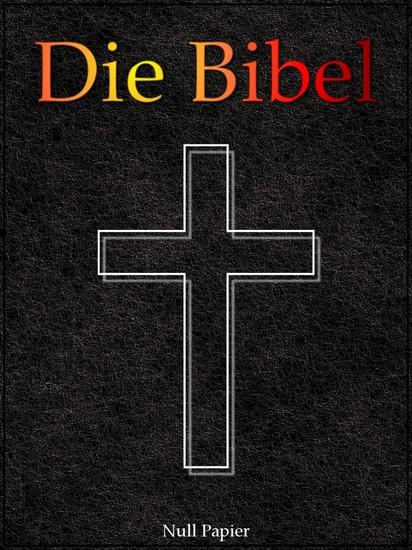 Die Bibel - Elberfeld (1905) - Blick ins Buch