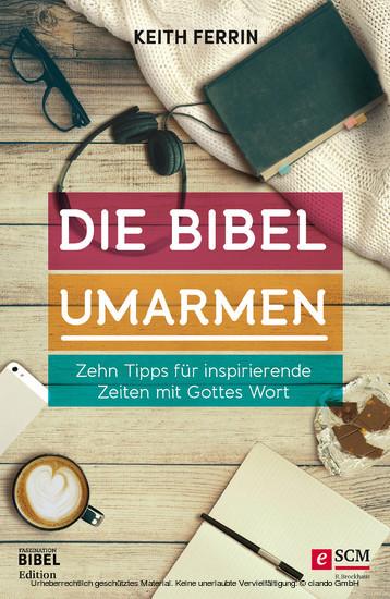 Die Bibel umarmen - Blick ins Buch