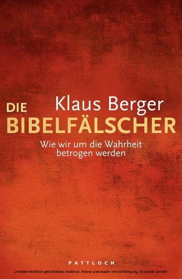 Die Bibelfälscher - Blick ins Buch