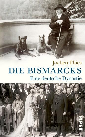 Die Bismarcks - Blick ins Buch