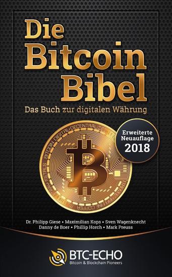 Die Bitcoin Bibel - Blick ins Buch
