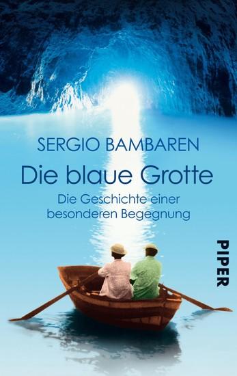 Die Blaue Grotte - Blick ins Buch