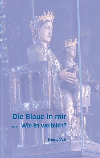 Die Blaue in mir - Blick ins Buch