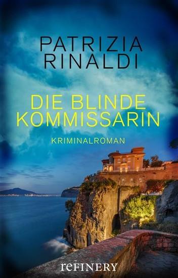 Die blinde Kommissarin - Blick ins Buch