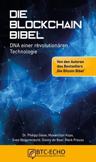 Die Blockchain Bibel - Blick ins Buch