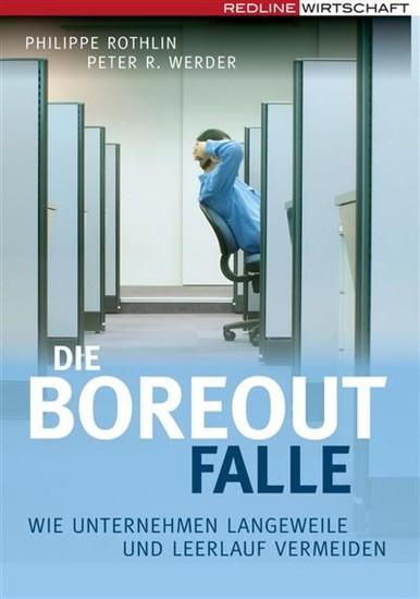 Die Boreout-Falle - Blick ins Buch