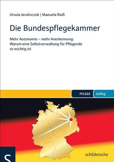 Die Bundespflegekammer - Blick ins Buch
