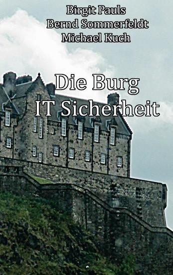 Die Burg IT-Sicherheit - Blick ins Buch