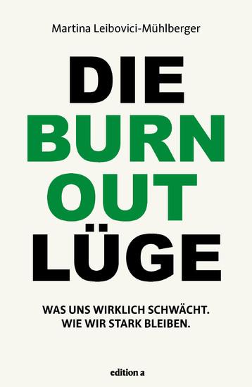Die Burnout Lüge - Blick ins Buch
