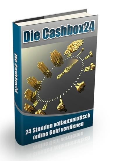 Die Cashbox24 - Blick ins Buch