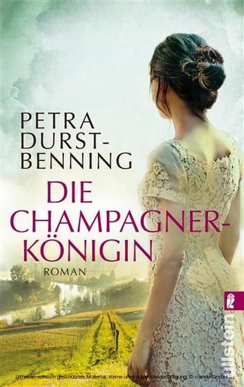 Die Champagnerkönigin - Blick ins Buch