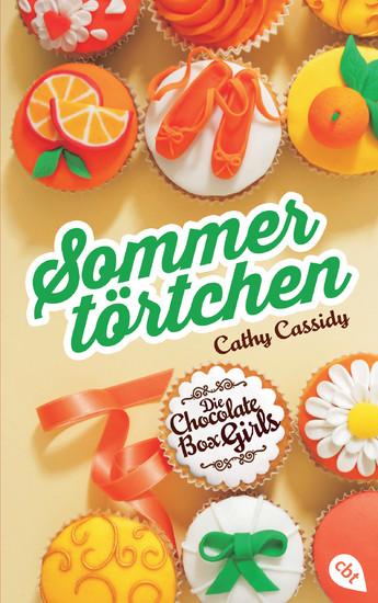 Die Chocolate Box Girls - Sommertörtchen - Blick ins Buch