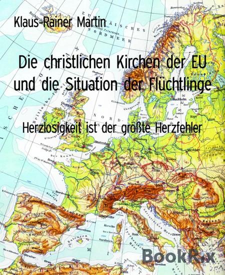 Die christlichen Kirchen der EU und die Situation der Flüchtlinge - Blick ins Buch