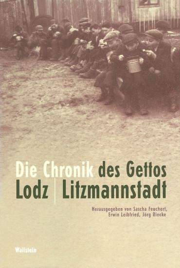 Die Chronik des Gettos Lodz / Litzmannstadt - Blick ins Buch