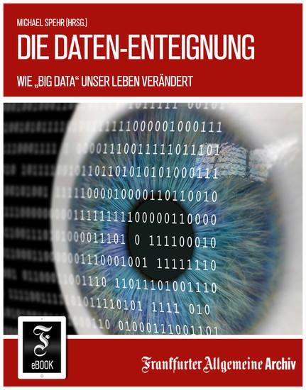 Die Daten-Enteignung - Blick ins Buch