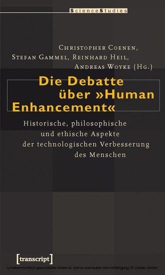 Die Debatte über »Human Enhancement« - Blick ins Buch