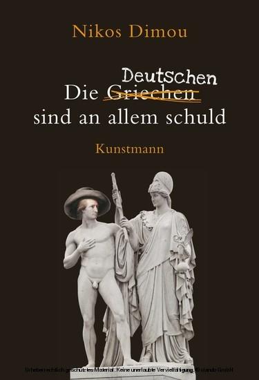 Die Deutschen sind an allem schuld - Blick ins Buch