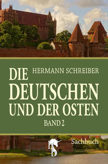 Die Deutschen und der Osten - Blick ins Buch