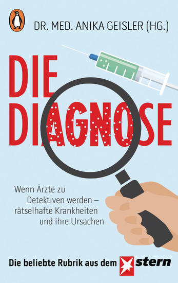 Die Diagnose - Blick ins Buch
