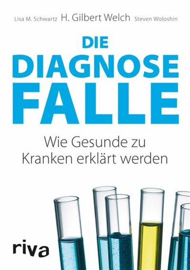 Die Diagnosefalle - Blick ins Buch