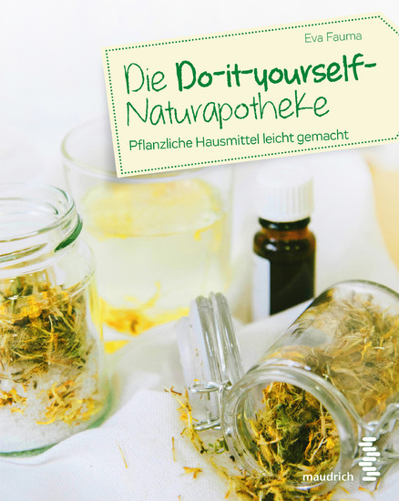 Die Do-it-yourself-Naturapotheke - Blick ins Buch