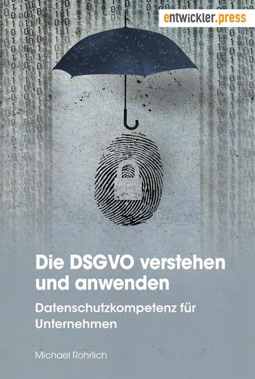 Die DSGVO verstehen und anwenden - Blick ins Buch