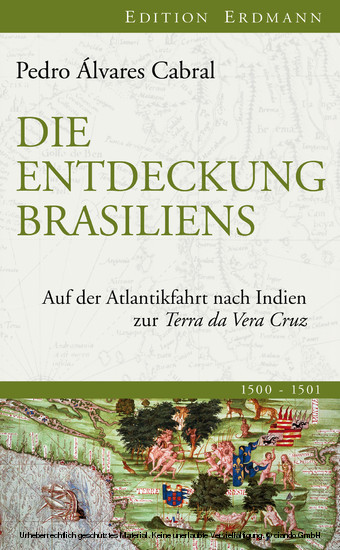 Die Entdeckung Brasiliens - Blick ins Buch