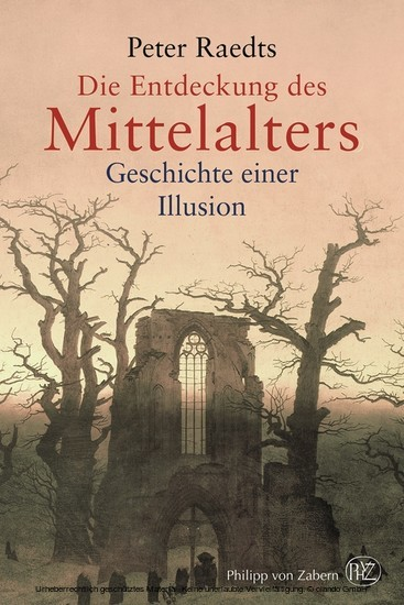 Die Entdeckung des Mittelalters - Blick ins Buch