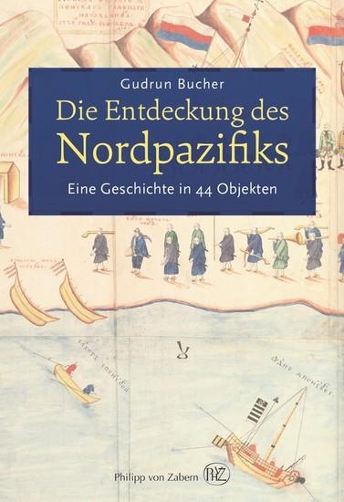 Die Entdeckung des Nordpazifiks - Blick ins Buch
