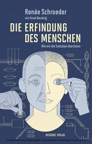 Die Erfindung des Menschen - Blick ins Buch