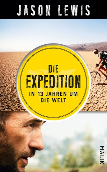 Die Expedition - Blick ins Buch