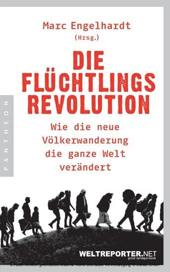 Die Flüchtlingsrevolution - Blick ins Buch