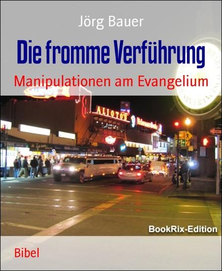 Die fromme Verführung - Blick ins Buch