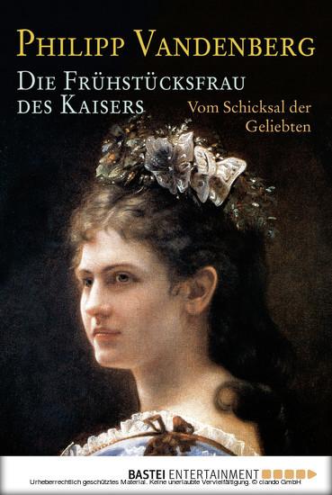 Die Frühstücksfrau des Kaisers - Blick ins Buch