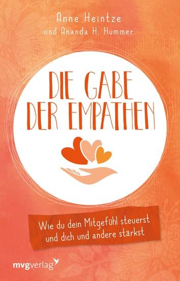 Die Gabe der Empathen - Blick ins Buch
