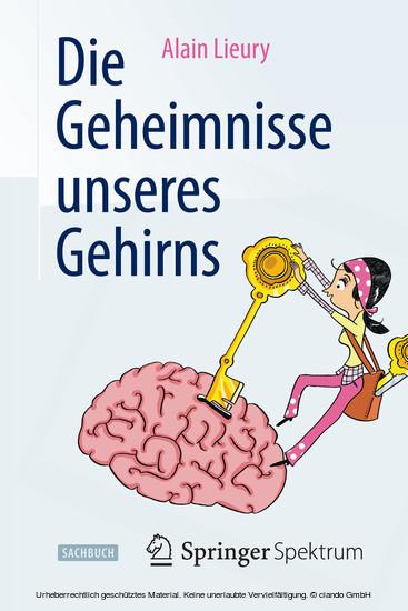 Die Geheimnisse unseres Gehirns - Blick ins Buch