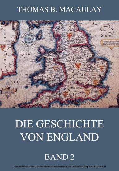 Die Geschichte von England, Band 2 - Blick ins Buch