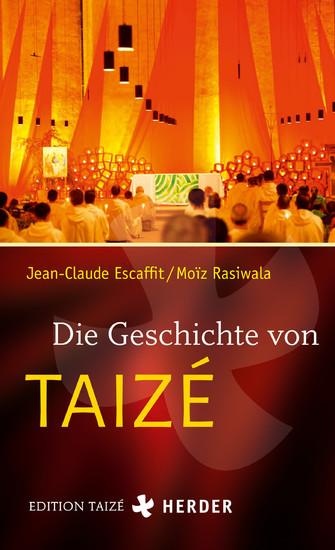 Die Geschichte von Taizé - Blick ins Buch