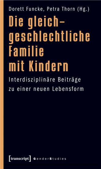 Die gleichgeschlechtliche Familie mit Kindern - Blick ins Buch
