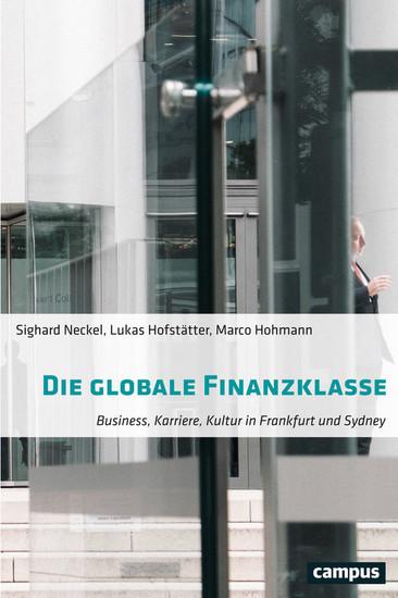 Die globale Finanzklasse - Blick ins Buch