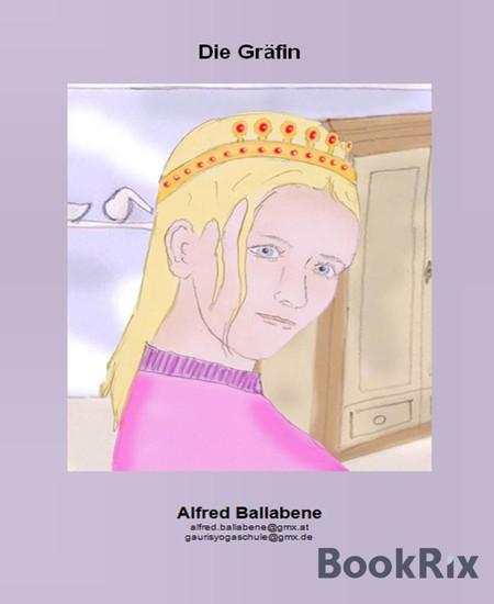 Die Gräfin - Blick ins Buch