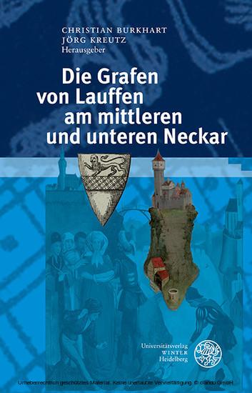 Die Grafen von Lauffen am mittleren und unteren Neckar - Blick ins Buch