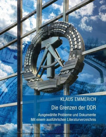 Die Grenzen der DDR - Blick ins Buch