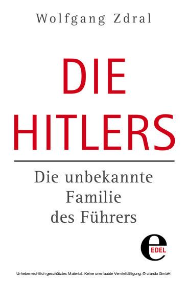 Die Hitlers - Blick ins Buch