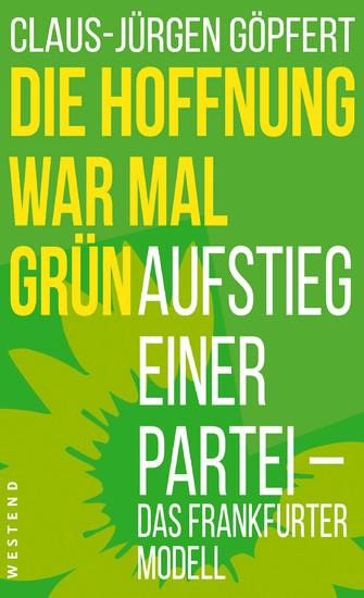 Die Hoffnung war mal grün - Blick ins Buch