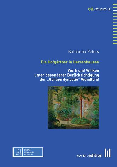 Die Hofgärtner in Herrenhausen - Blick ins Buch