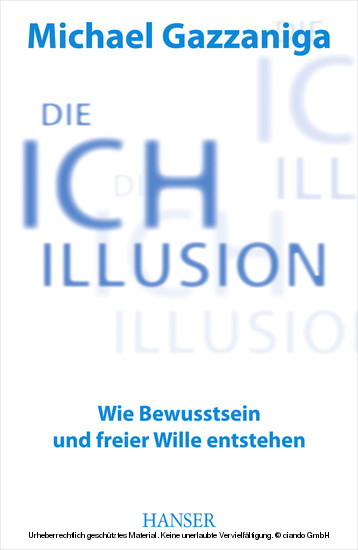Die Ich-Illusion - Blick ins Buch